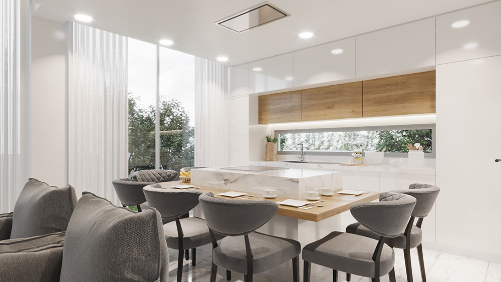 luxury finishes 4 bedroom villa