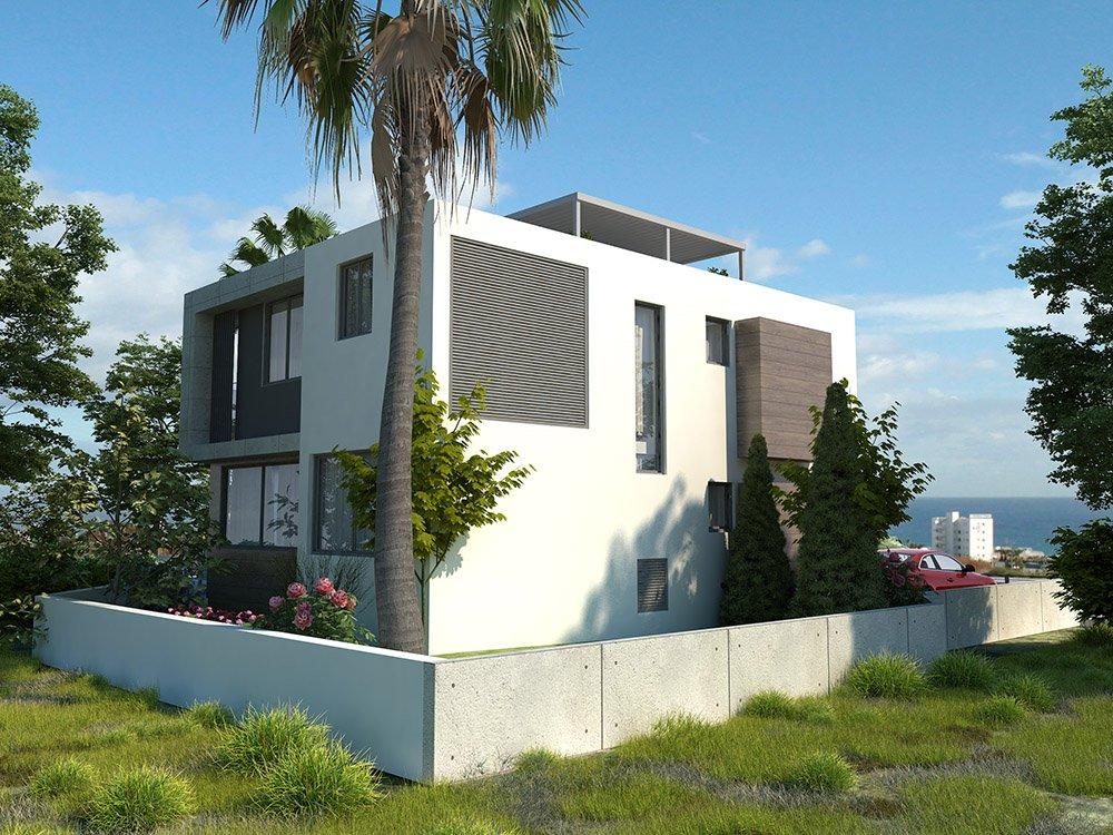 4 bedroom villa for sale protaras