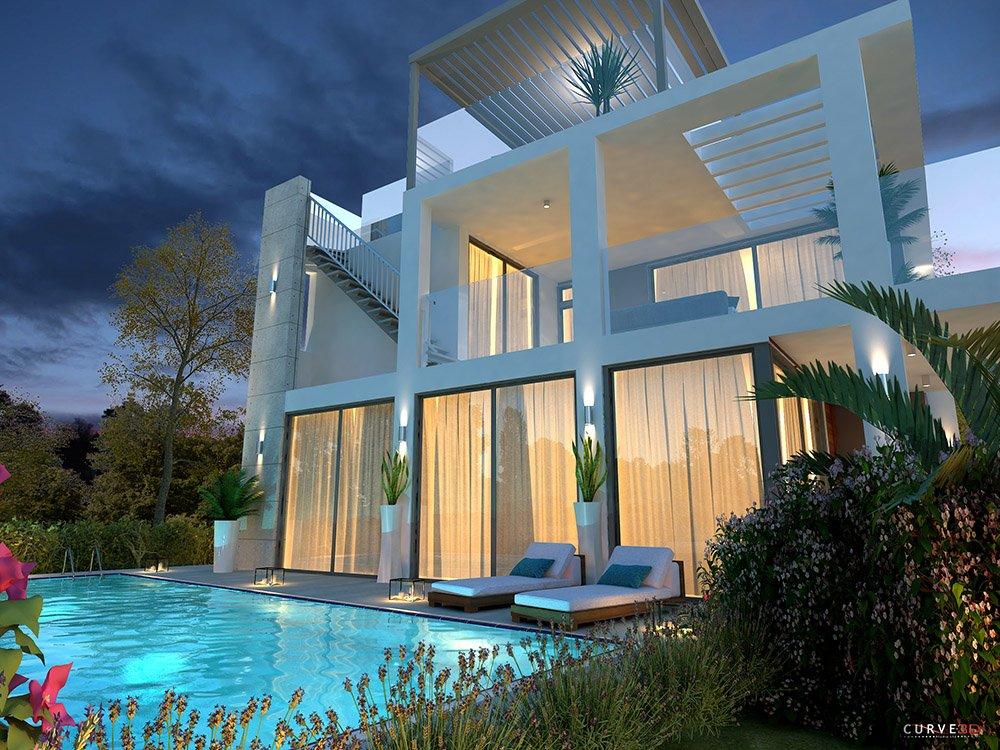 protaras sea view properties for sale
