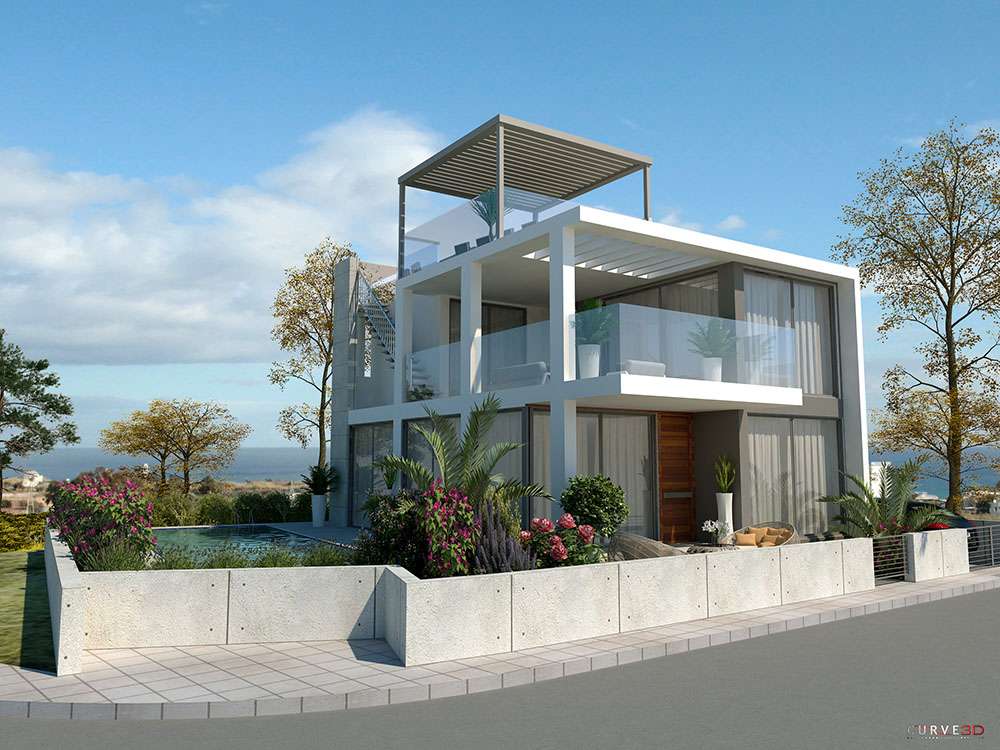 sea view properties for sale