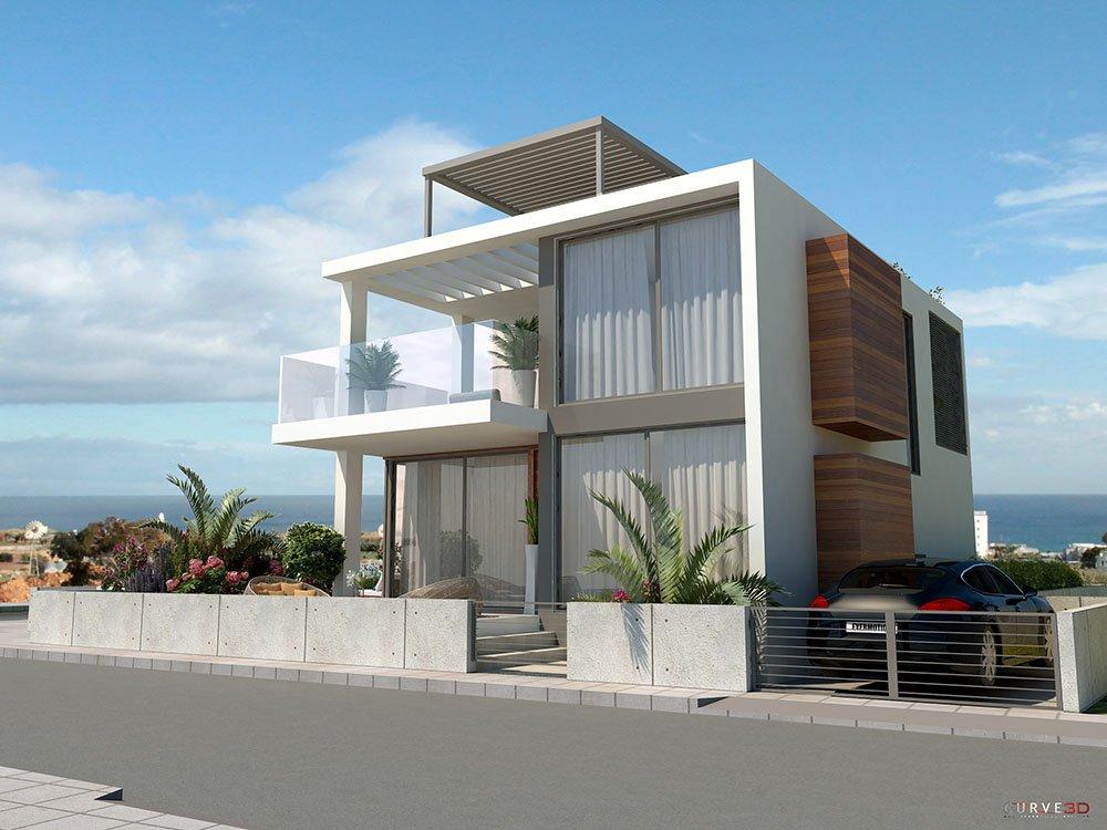sea view villas for sale in cyprus protaras
