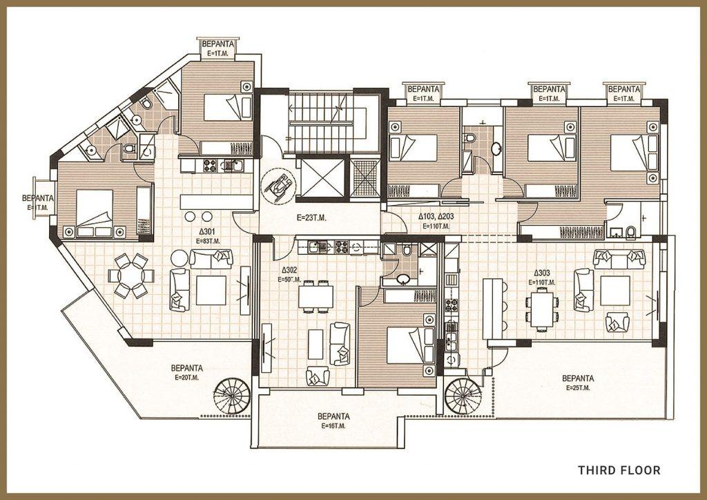 third floor property plans