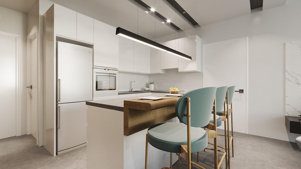 contemporary residential development aglantzia