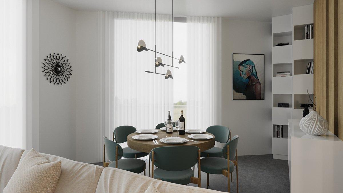 new two bedroom apartments for sale aglantzia