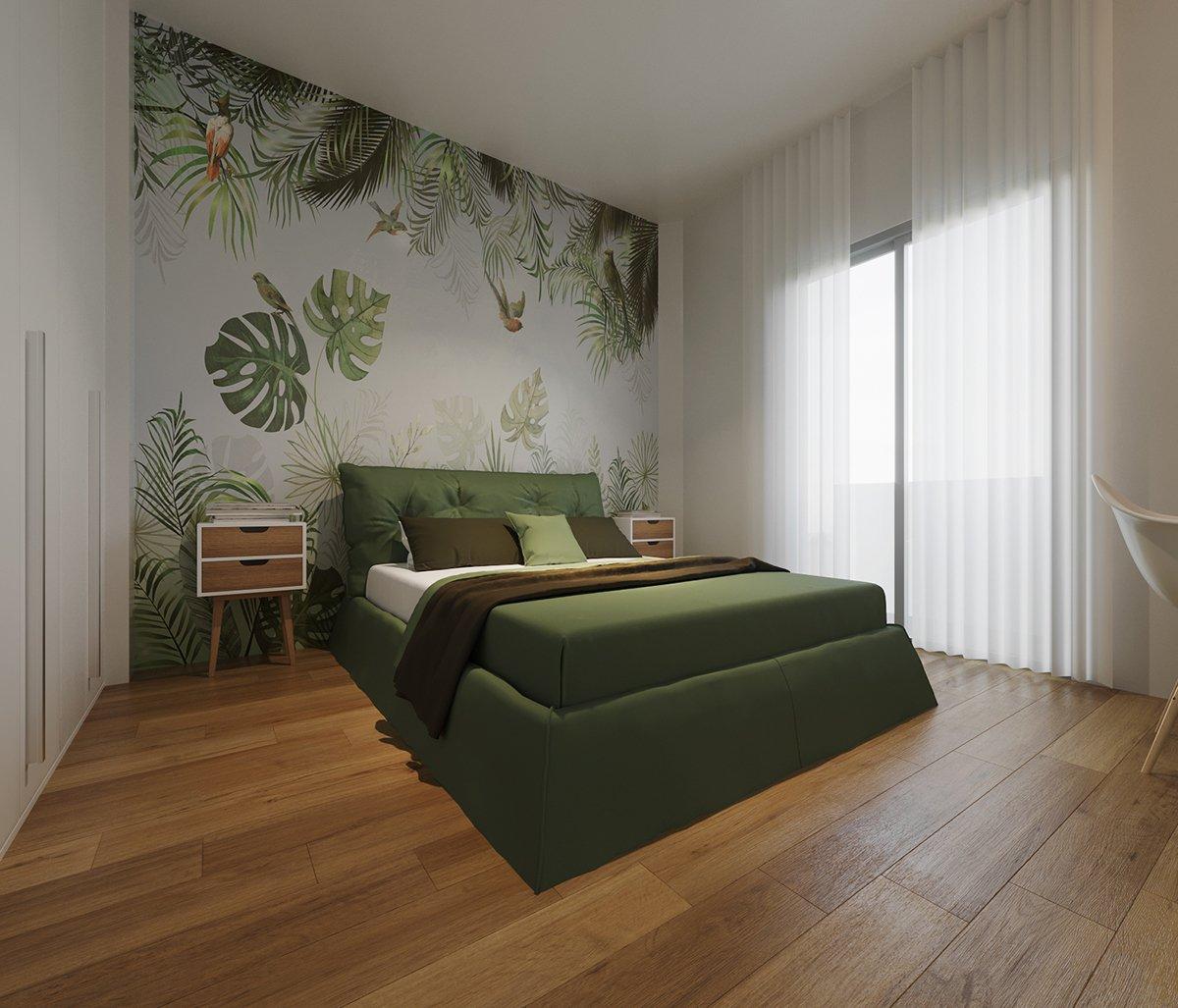 apartments with large verandas in aglantzia