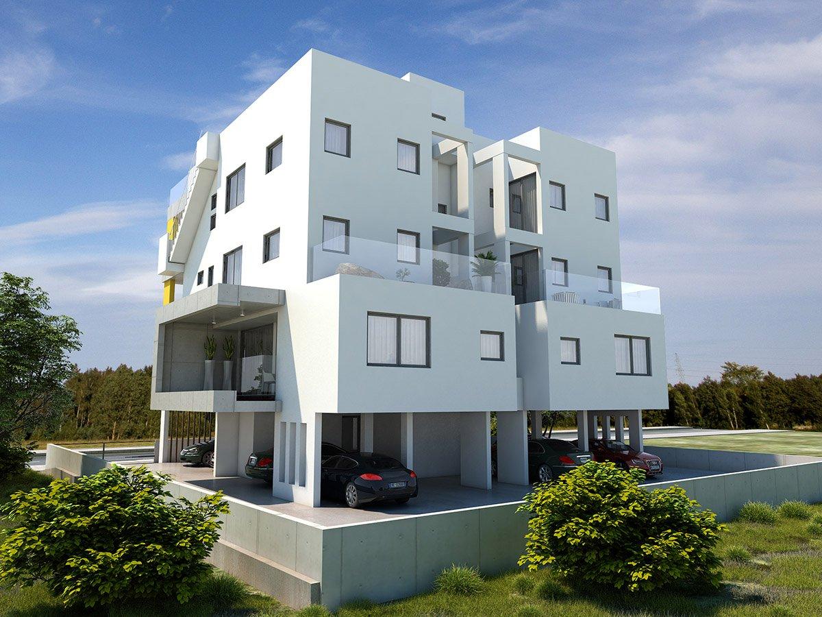 luxury apartments in engomi