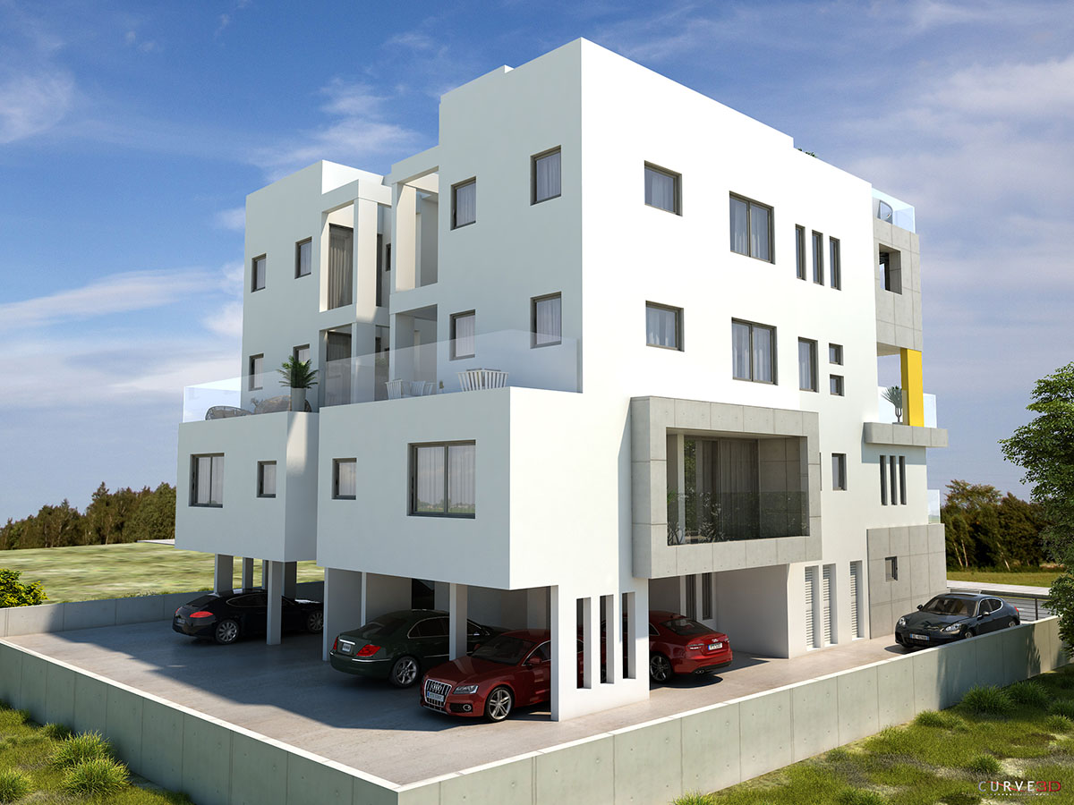 large apartments in engomi