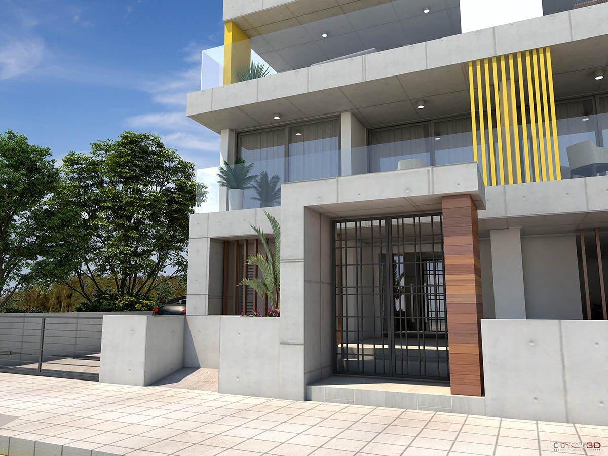 2 bedroom luxury apartments in engomi nicosia
