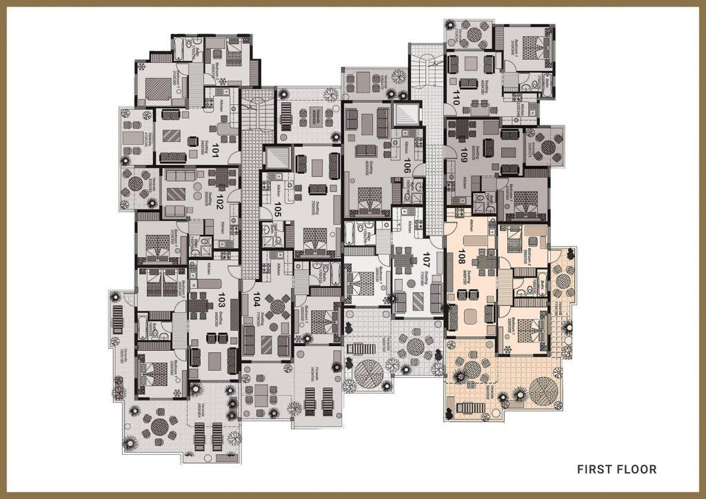 KYPRIA First floor