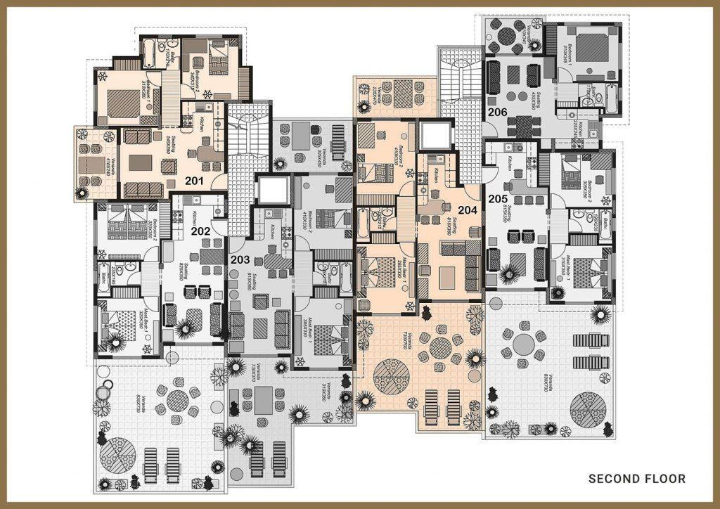 kypria second floor